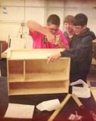 More Boy Scouts Assembling My Camp Kitchen Patrol Box
