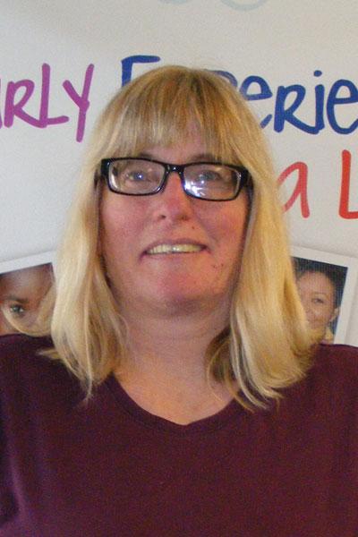 Tammy Clayton : Co-Lead – Infant1