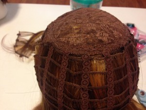 Modifying wig 2