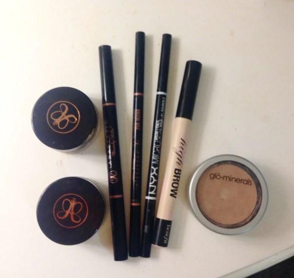 Eyebrow Product Pic