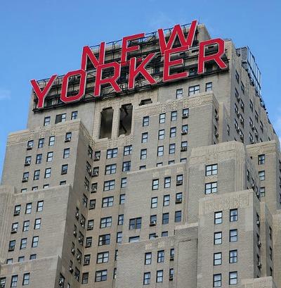 New Yorker Hotel Manhattan