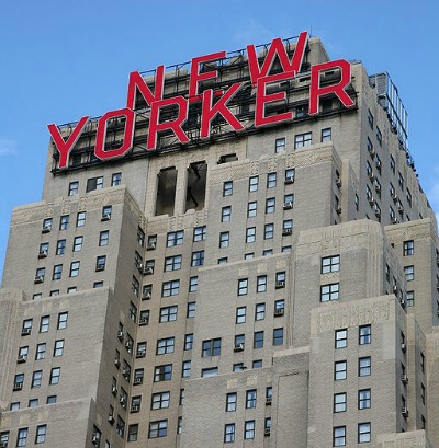 New Yorker Hotel Manhattan
