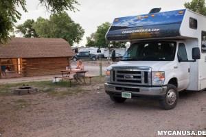 Camping Platz buchen - KOA Denver East
