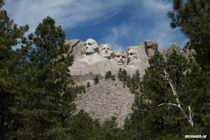 Mount Rushmore Notional Memorial
