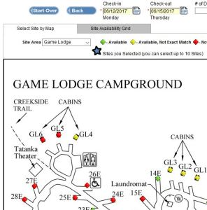 Campingplatz Buchung Online