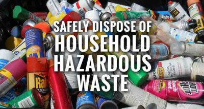 Household Hazardous Waste Collection @ New Braunfels City Hall | New Braunfels | Texas | United States