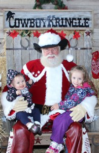Photos with Cowboy Kringle @ Gruene - Near the Grapevine | New Braunfels | Texas | United States