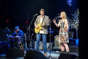 Kelly Willis & Bruce Robison Holiday Shindig @ Gruene Hall | New Braunfels | Texas | United States