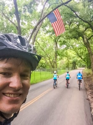 The Great Out & Back Bike Ride @ Oakwood | New Braunfels | Texas | United States