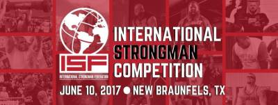 International Strongman Competition @ Gruene Harley-Davidson | New Braunfels | Texas | United States