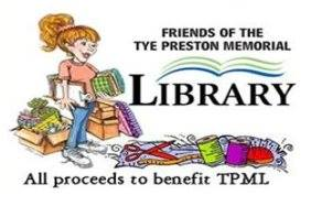 Leftover Craft Supply Sale @ Tye Preston Memorial Library | Canyon Lake | Texas | United States