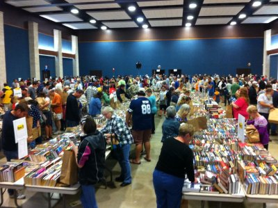 Friends of NB Library Book Sale @ New Braunfels Civic/Convention Center | New Braunfels | Texas | United States