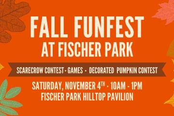 Poster for Fall Funfest