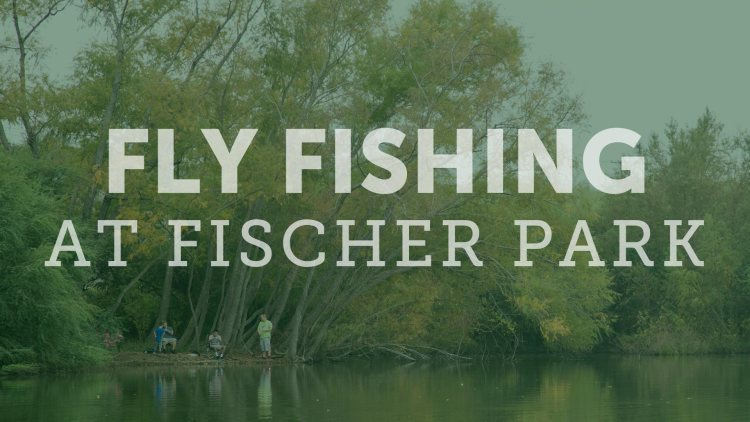 Fly Fishing at Fischer Park