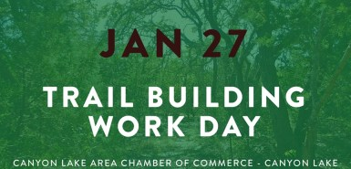 Jan. 27 Trail Building poster