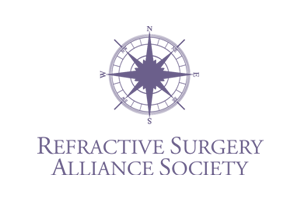 Refractive Surgery Alliance Society logo