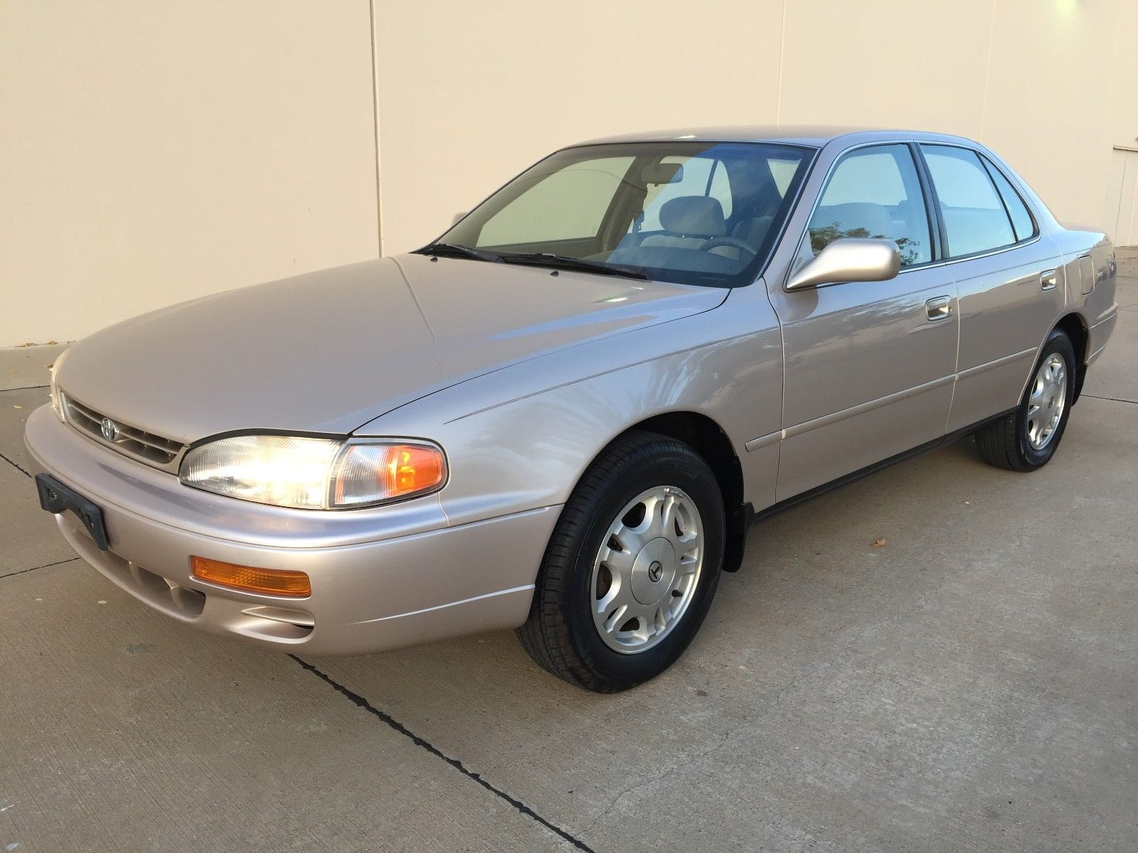 Great 1996 Toyota Camry LE 1996 TOYOTA CAMRY LE V6 With