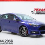 Used 2015 Ford Focus St St2 With Upgrades 2015 Ford Focus St St2 With Upgrades Performance Blue Turbo Turbocharged 2018 2019 Mycarboard Com