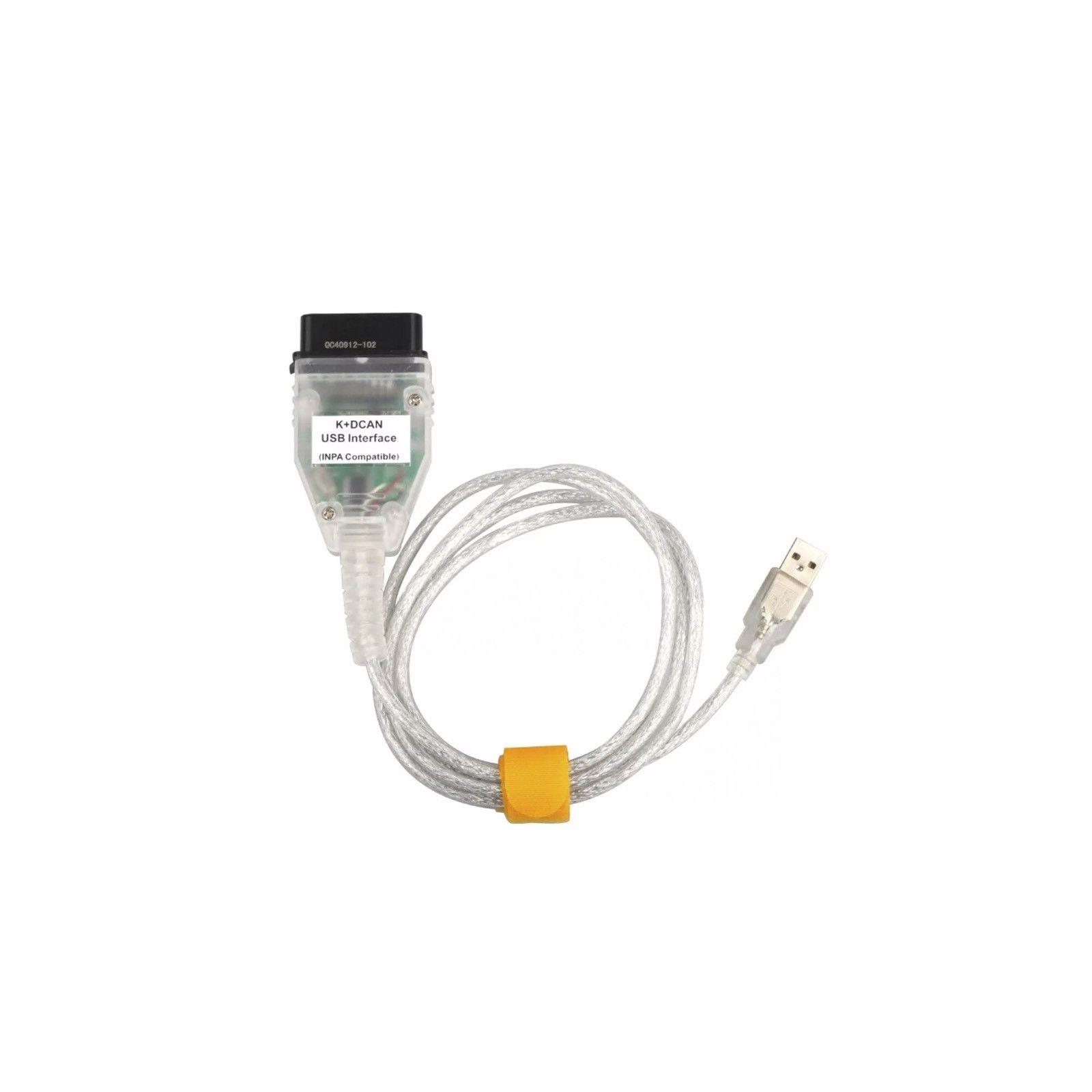 great bmw k dcan obd2 usb cable ftdi ft232rl bmw tools inpa ediabas ncs  expert