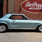 1968 Ford Mustang Deluxe Interior Original Highland Green 1968 Ford Mustang Fastback Project No Reserve 2018 2019 Mycarboard Com