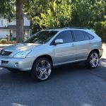 Used 2007 Lexus Rx 400h 2007 Lexus Rx 400h Awd 4dr Suv Hybrid Fully Loaded Navigation 22inch Wheels 2019 Is In Stock And For Sale Mycarboard Com