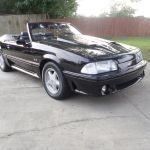 Used 1991 Ford Mustang Gt Convertible 1991 Ford Mustang Gt 5 0 Convertible 2018 2019 Mycarboard Com