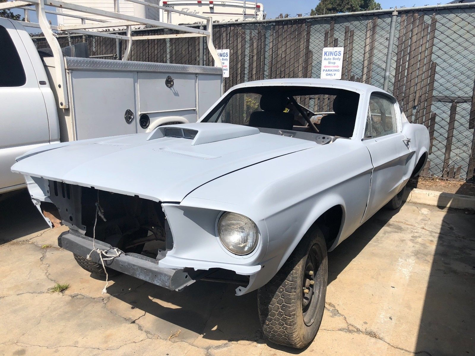 Mustang sales have once again beaten out the camaro's. Used 1968 Ford Mustang Gt 1968 Ford Mustang Fastback Rolling Chassis Solid Project Car 2019 Is In Stock And For Sale Mycarboard Com