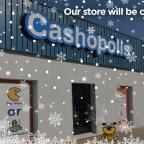 Cashopolis Regina is closed today.