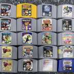 Sell your N64 games here.