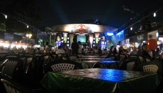 Bangkok Night Fair Dining