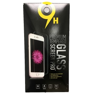 9h premium tempered glass screen protector