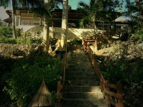 Alegre Beach Resort and Spa's pavilion.