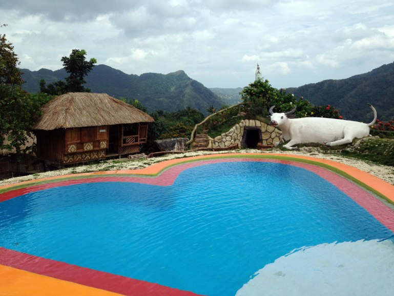 Coal mountain resort in argao is retreat heaven mycebu for Pool garden resort argao