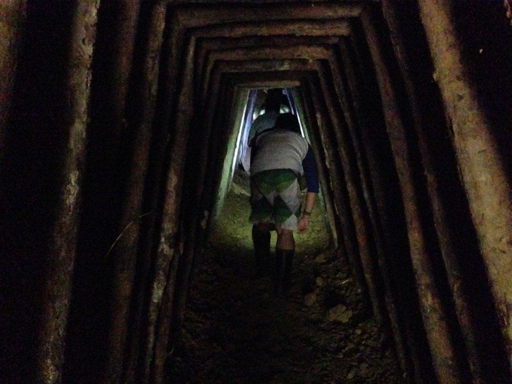 coal mountain resort tunnel