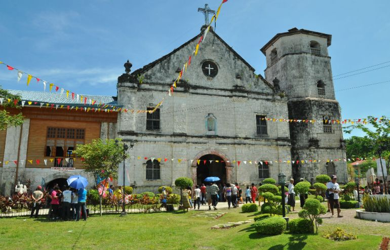 St. Michael the Archangel Church in Samboan