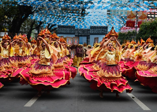 Sinulog 2014 photo contest second grand prize winner is  by Teddy Uy. Used with permission from Sinulog Foundation, Inc.