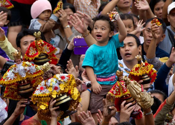 One of the winning entries of the Sinulog 2014 photo contest was this photo submitted by Nitzi Tanuy. Used with permission from the Sinulog Foundation, Inc.