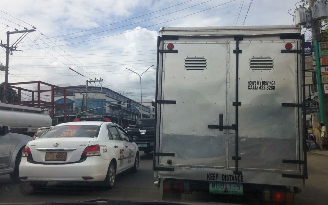 Cebu View: Watching backs of cars all day, what are we to do with traffic?