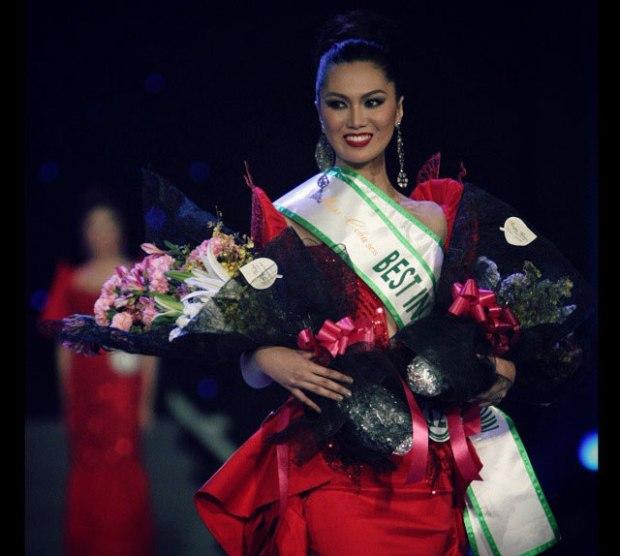 Wynonah Van Joy Buot is Miss Cebu 2015. (Photo by Gerald Yuvallos of Istorya.net)