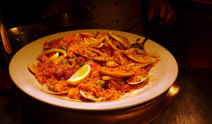 Sabores de Espana paella
