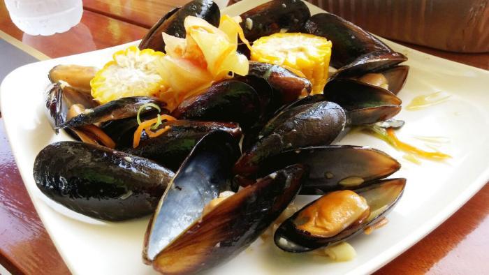 Choobi-choobi shellfish