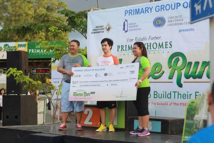 PrimaryHomes Homerun 2015