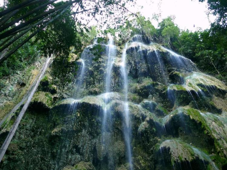 Tumalog Falls, Oslob