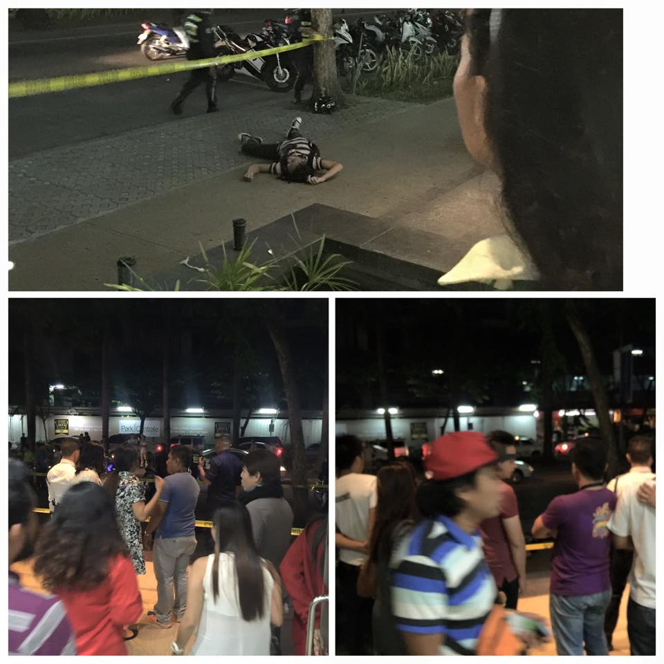 IT PARK shooting Cebu