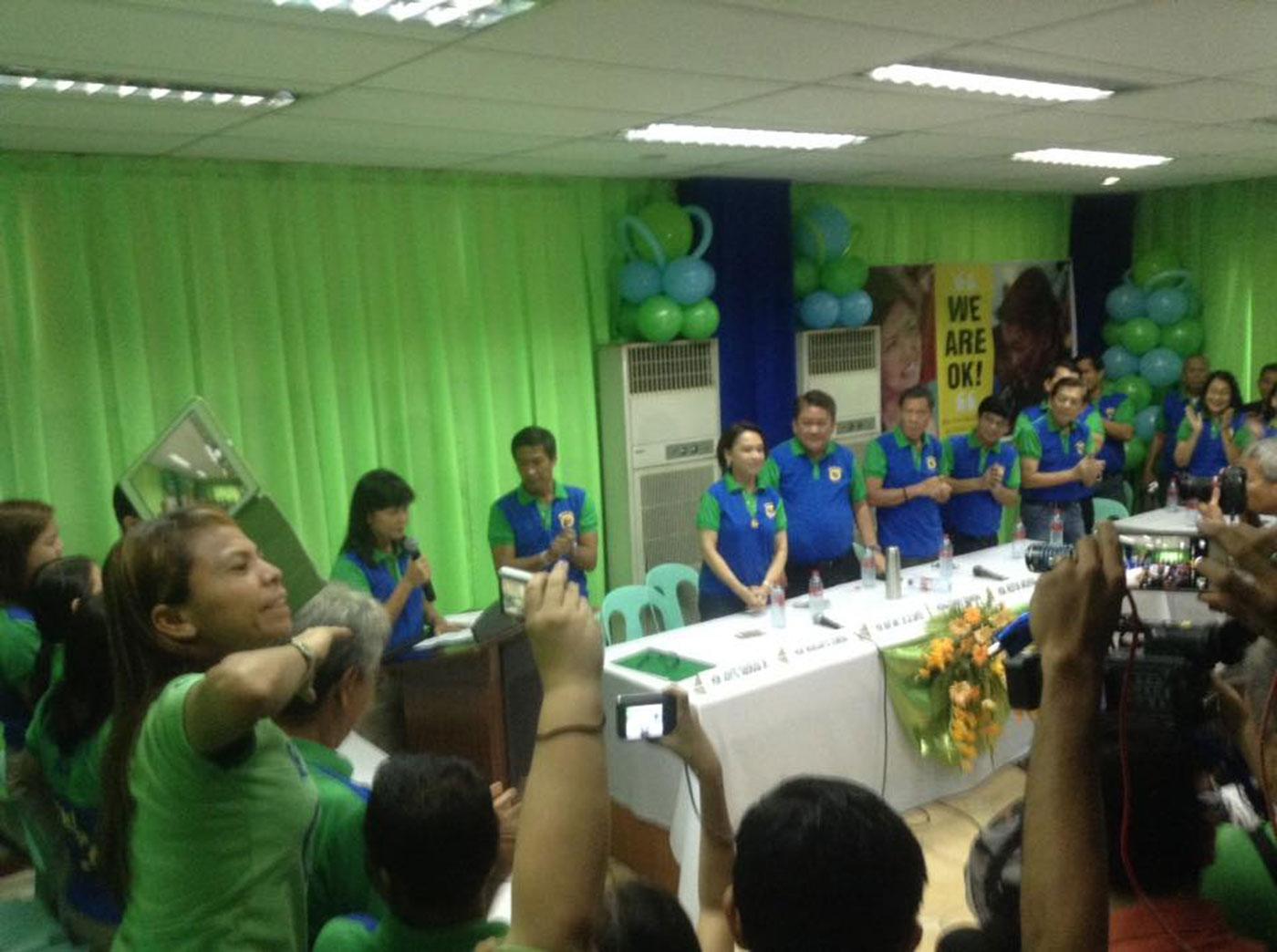 Mary Ann Delos Santos transfers to BOPK