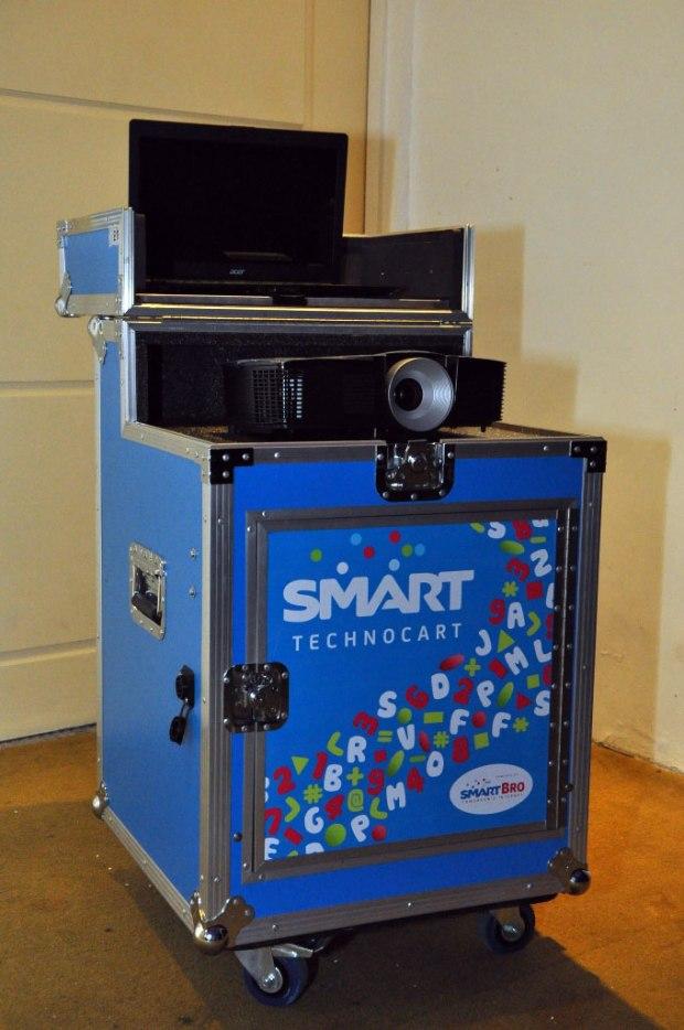 ACC Smart Technocart