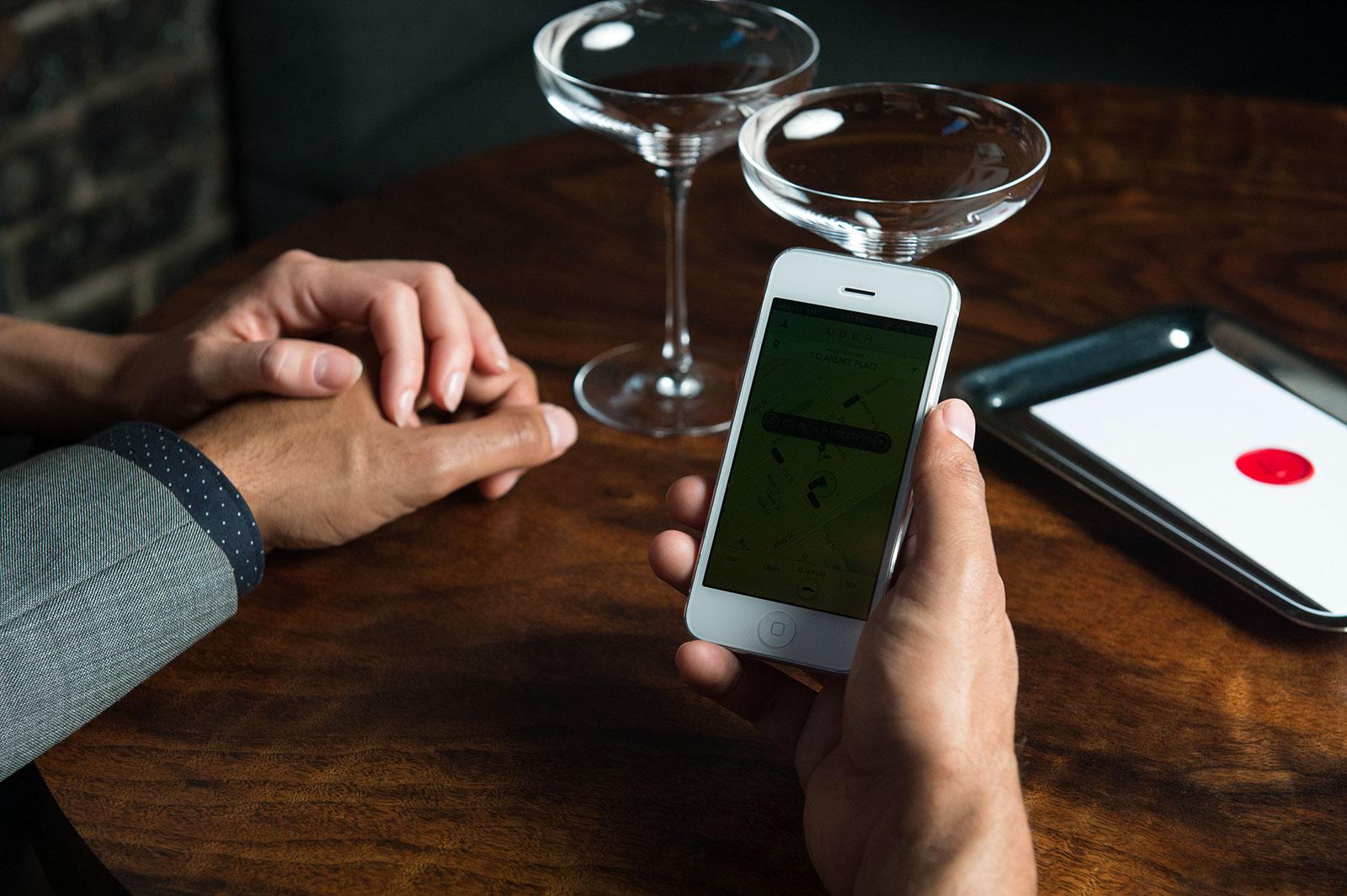 Uber Smart partnership