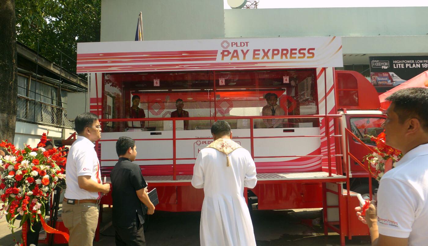 PLDT Pay Express Cebu