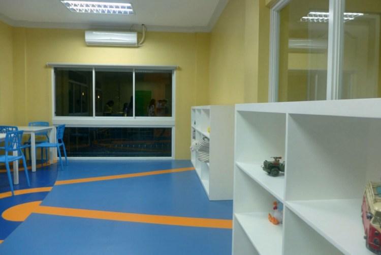 Sanremo playroom