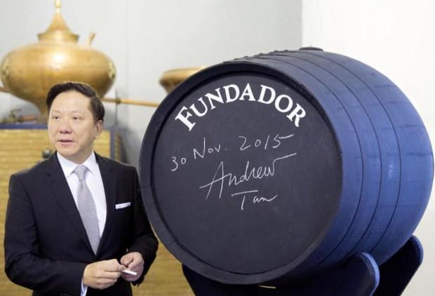 Emperador buys Fundador